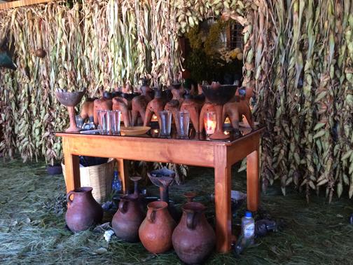 Chamula altar image